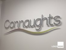 connaughts logo sign