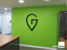 logo sign green