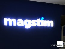 magstim logo sign