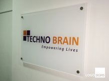technobrain plaque